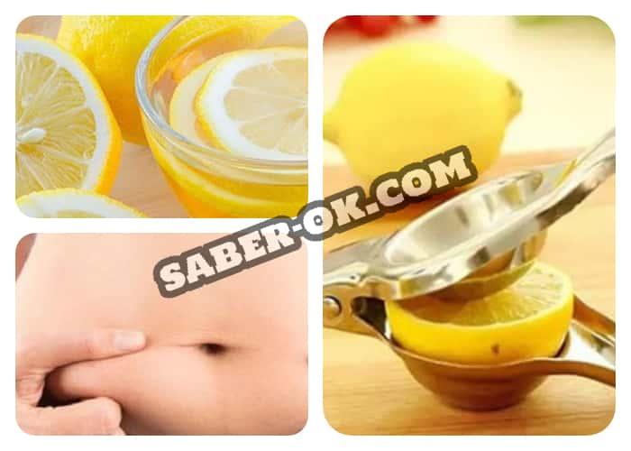 dieta del limon para adelgazar el abdomen