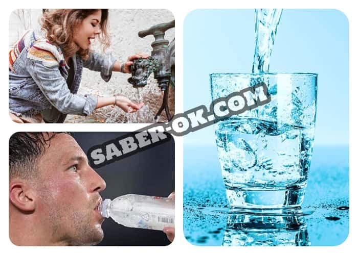 el agua como base para la salud