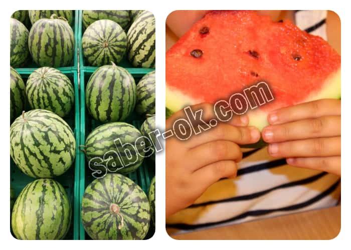 dieta de sandia y melon para adelgazar