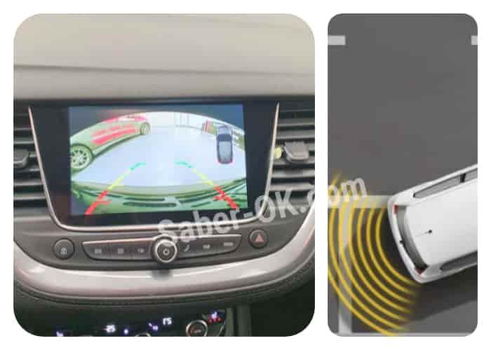 Camara de visión trasera para coches