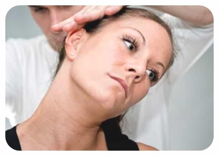 Eliminar dolor de cuello y tensiones en la nuca