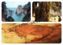5 Cuevas del norte de España…
