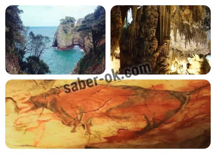 Las cuevas más bonitas de España