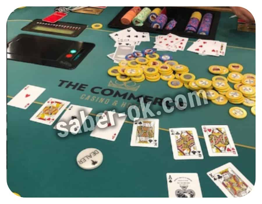 como se juega el casino normal