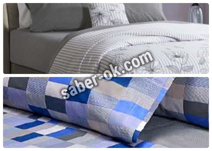 Eleccion de las prendas para tu cama