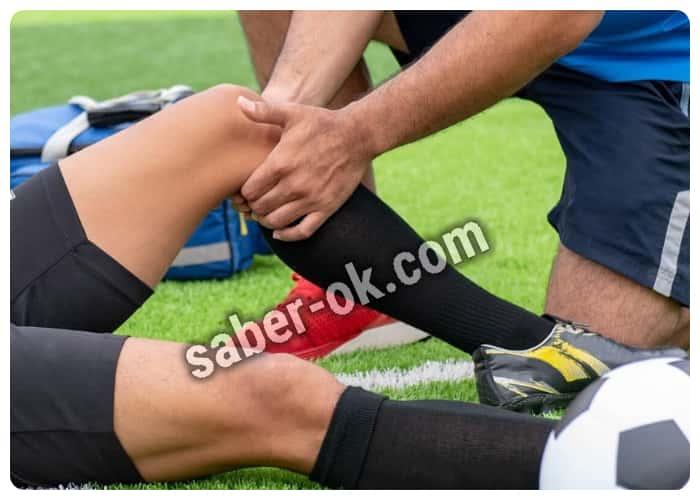 relajar las piernas cargadas después de entrenar
