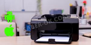 Imprimir documentos desdeAndroid o Iphone