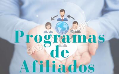 mejores programas de afiliados