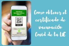 Como obtener el certificado de vacunación…