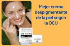 Mejor crema despigmentante de la piel…